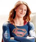 Supergirl Beautiful Smile