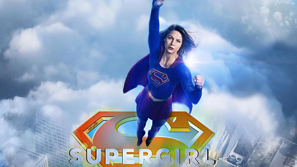 Wallpaper Supergirl by letydb