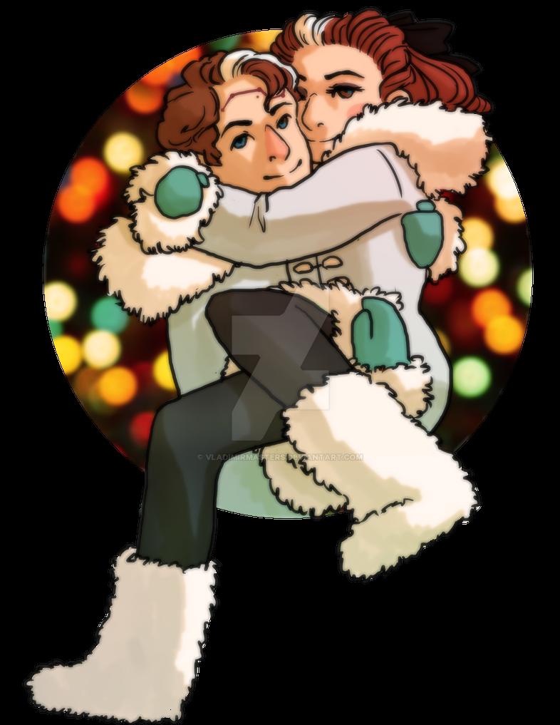 Winter Cuties by vladimirmasters