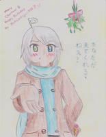 Happy Late Birthday PeetaLenOzgirl777!! by AmiMeito-chan
