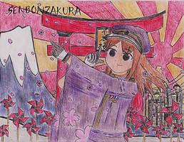 Senbonzakura Ami Meito by AmiMeito-chan