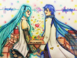 These Feelings Packaged Inside My Heart... by AmiMeito-chan