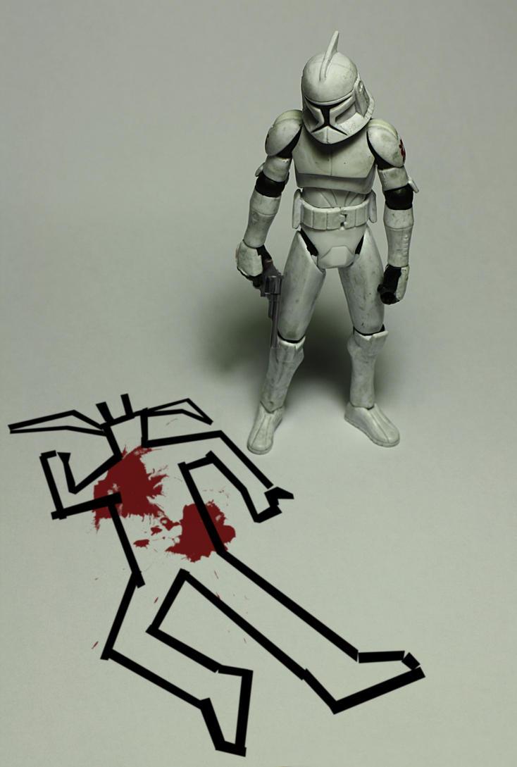 Justifiable Homicide by wintersixfour