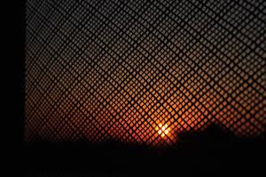 Tuscan sunset by Jiah-ali
