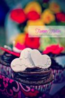 cupcakes by Jiah-ali