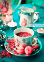 A cup of coco by Jiah-ali