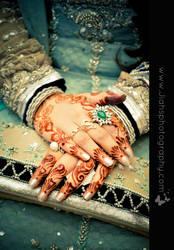 Weddingshoot by Jiah-ali