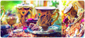 A cup of tea by Jiah-ali