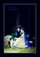 Rabea Couple shoot by Jiah-ali