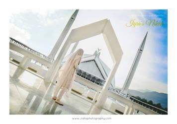 Faisal Mosque Nikah by Jiah-ali