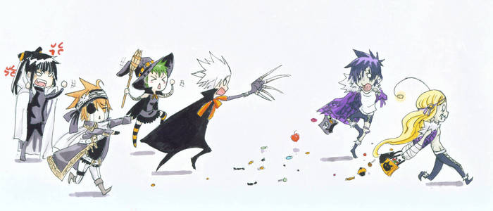 DGM Trick Or Treat