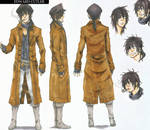 Edward Cutler Character Sheet