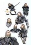 Game of Thrones - Sandor Clegane