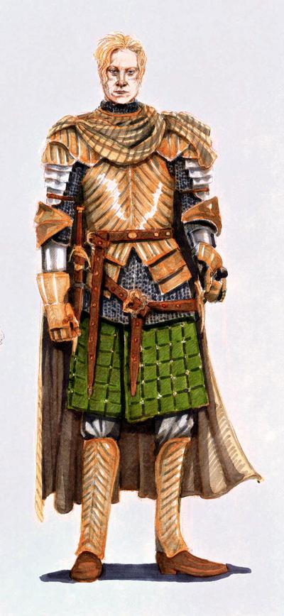 Game of Thrones - Brienne of Tarth by eoghankerrigan