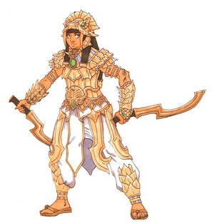 Lady Knight 2