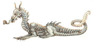 Dragon of deceit by eoghankerrigan