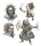 Little mage studies