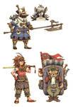 JRPG Characters 2