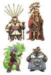 JRPG Characters 7