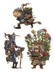 JRPG Characters 13