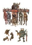Armoured oddities 2