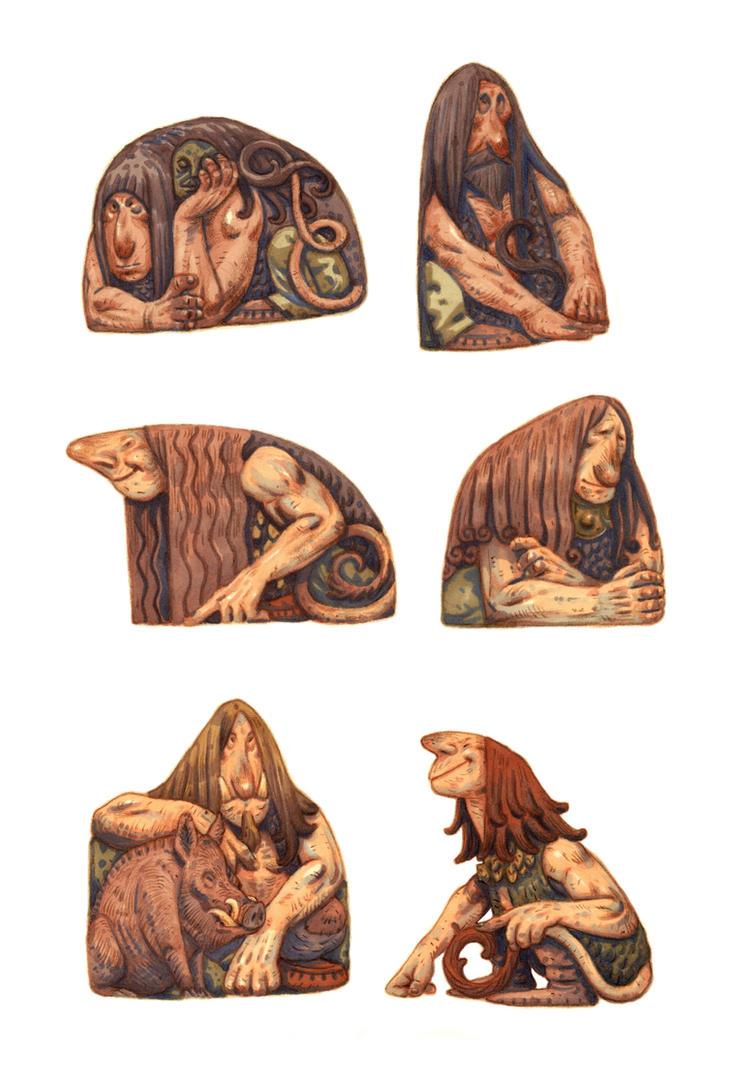 Trolls by eoghankerrigan