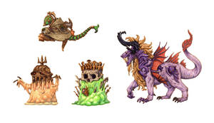 Final Fantasy monsters