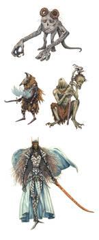 Dark Souls Inspired