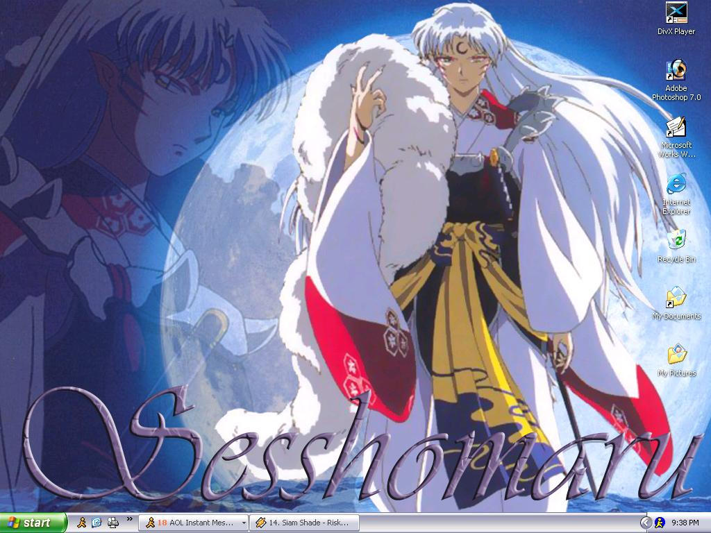 sesshomaru wallpaper ss by akafalimiede on deviantart