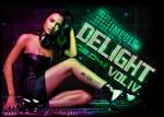 Flyer 'DELIGHT VOL.4'
