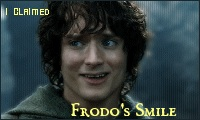 I Claimed - Frodo's Smile by FallenFrodo