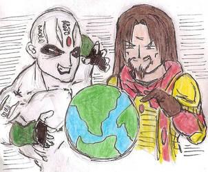 The Deadly Alliance by xeneizeman