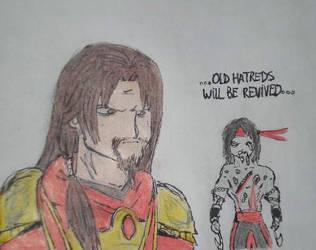 Mortal Kombat Armageddon by xeneizeman