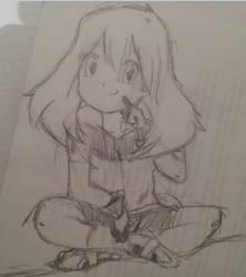 Haruka/May from Pokemon by xeneizeman