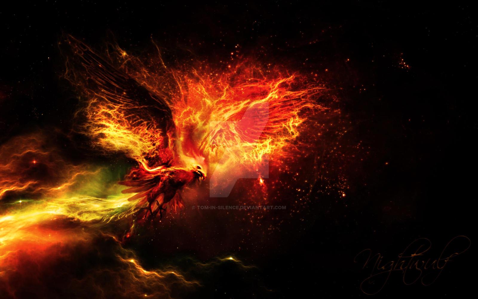 phoenix nebula hd - photo #13