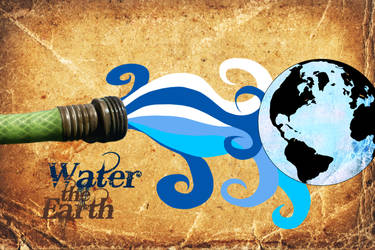 Water the Earth by torchdesigns