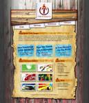 Torch Designs Web Site