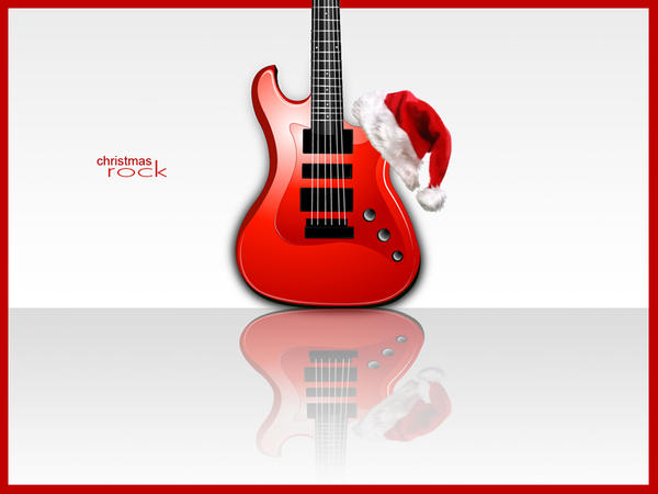 Christmas Rock by torchdesigns