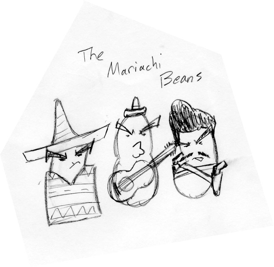 The Mariachi Beans by