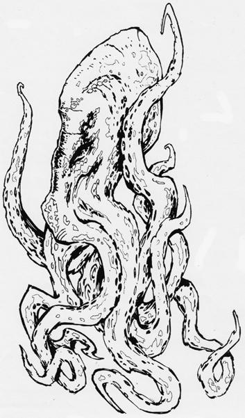 octopus tattoo design by crossbonestyle on deviantart. Black Bedroom Furniture Sets. Home Design Ideas