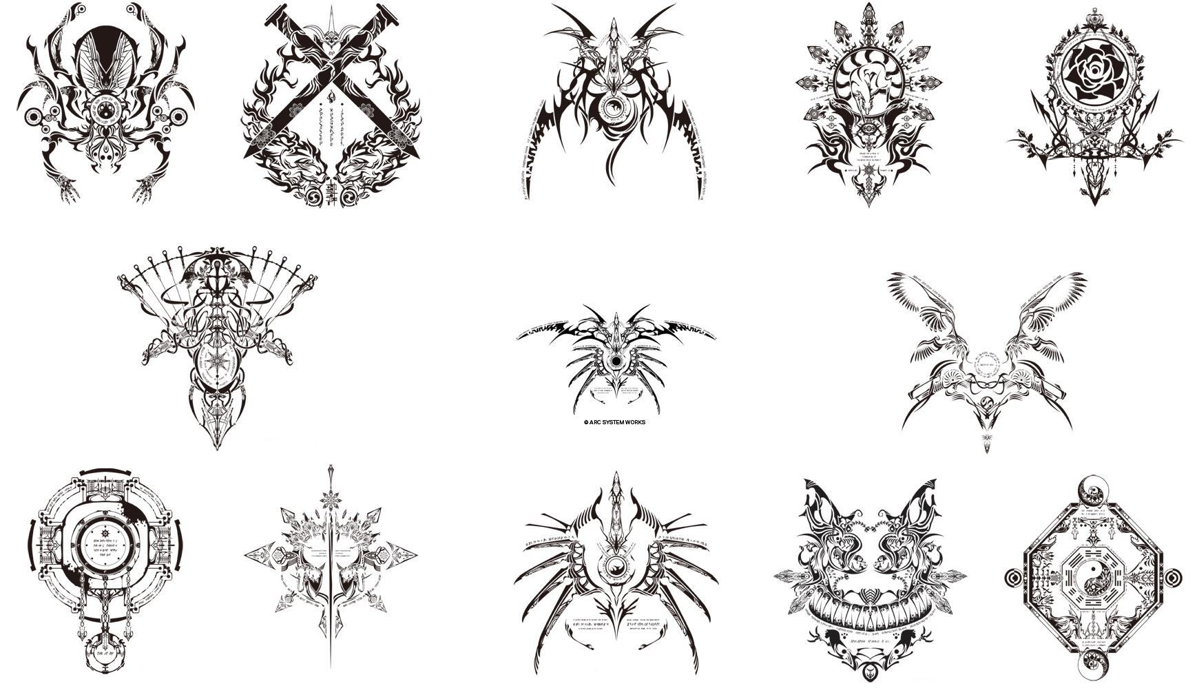 Alchemy Tattoo Designs