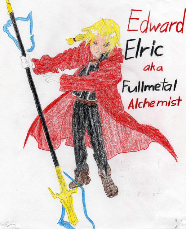 The Fullmetal Alchemist By Symbol Alchemist On Deviantart