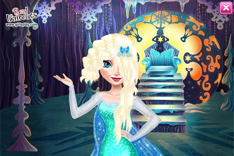 Elsa by OffClaireBlue2001