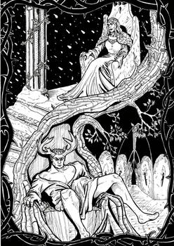 King and Queen of the Elves
