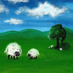 Sheeps are going to dominate