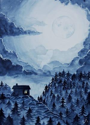 Dreamy Night by Lychnobia