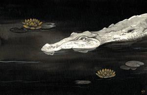 INKTober: Sobek