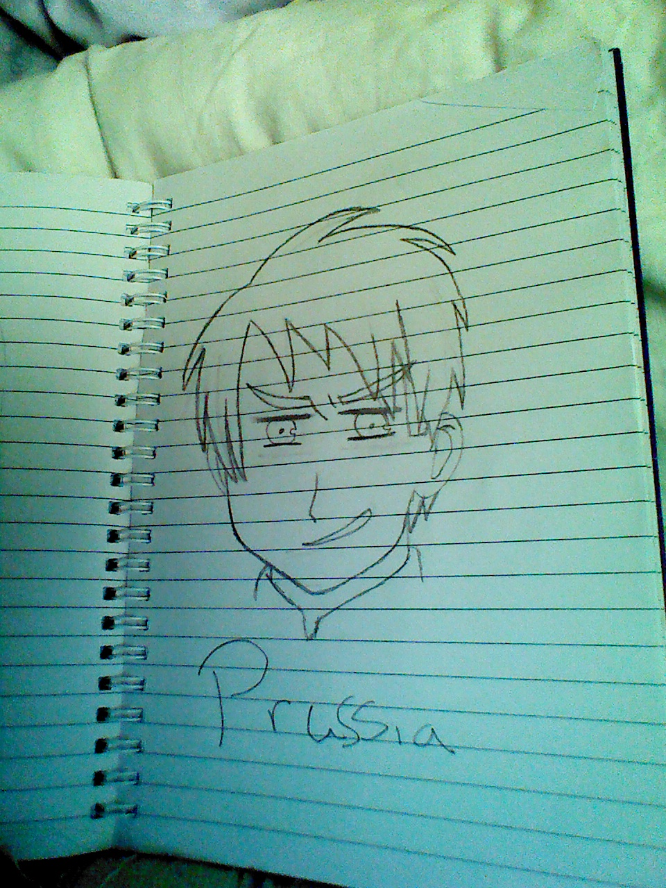 the awesome prussia by dantania-dan