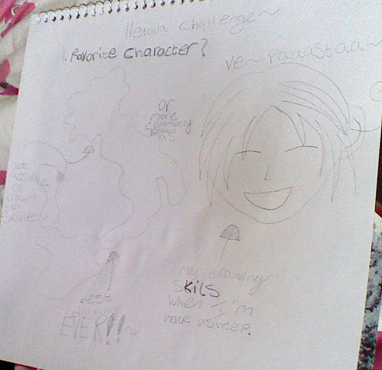 hetalia challenge 1. favorite character ~ by dantania-dan