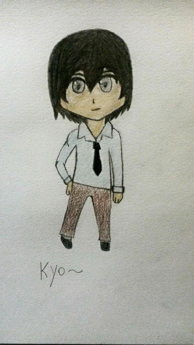 Kyo~ by dantania-dan